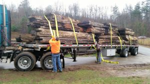 Lots of wood - High Mountain Millwork Company, Franklin NC - #219