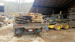 Lots of wood - High Mountain Millwork Company, Franklin NC - #223